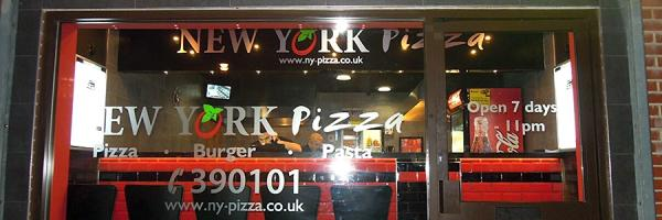 New York Pizza Order Takeaway In Scawthorpe